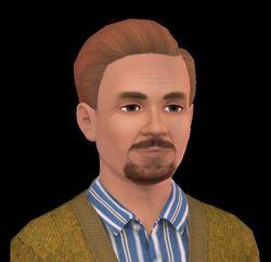 Sam Vrijevogel (De Sims 3)