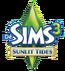 De Sims 3 Sunlit Tides Logo