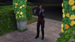 Fanon sim-sko Celina Vampiric