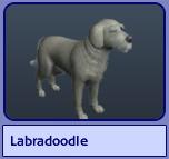 Labradoodle (Sims 2)