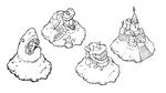 Les Sims 4 Iles paradisiaques Concept 02