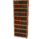 Librero de Librería Siglo 21