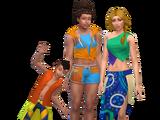 Ngata family