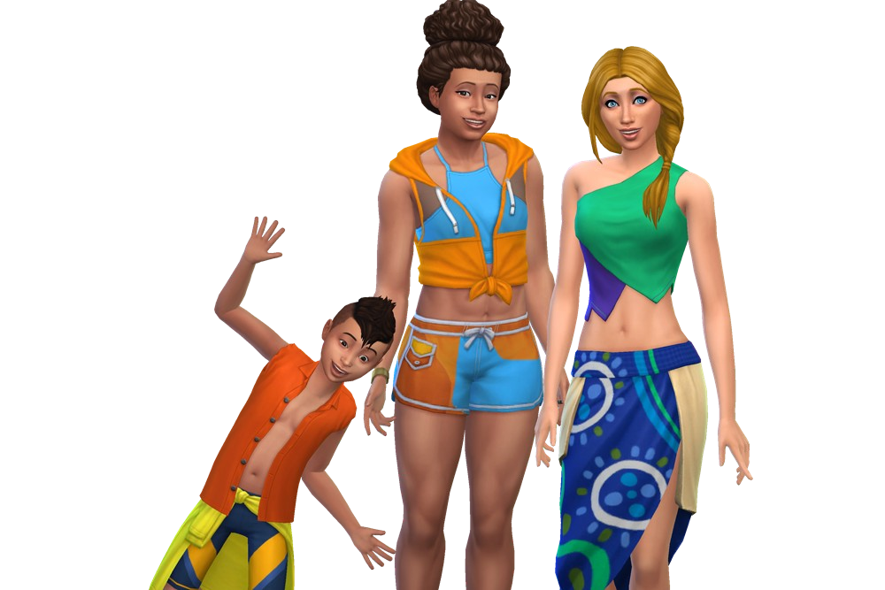 Ngata family | The Sims Wiki | FANDOM powered by Wikia