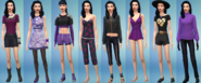 TeenCoquettaOutfits