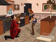 The Sims 2 Kitchen & Bath Interior Design Stuff 01