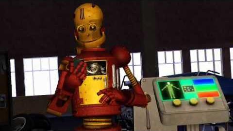Les Sims 3 Parodie Iron Man 2