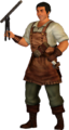 Les Sims Medieval Render 18