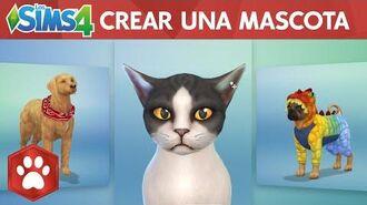 Los Sims 4 Perros y Gatos Crear una mascota - Tráiler oficial de juego