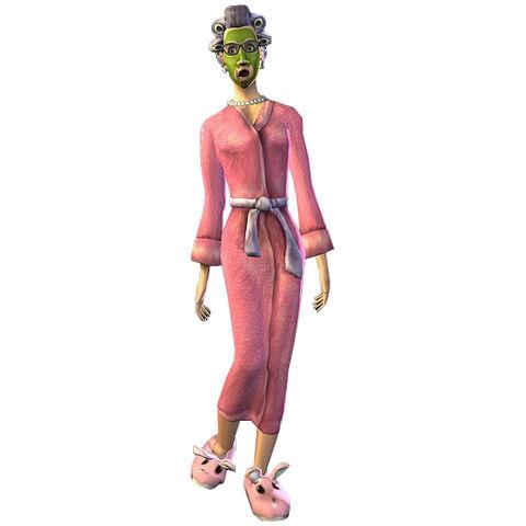 Mama en Los Sims: Toman la Calle