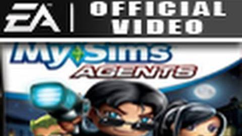 MySims Agents TV Trailer