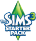 The Sims 3 Starter Pack Logo