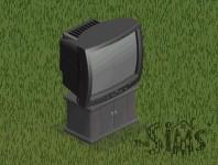 Trottco 27 Color Television B94U