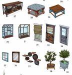Création kit Les Sims 4 par fans - Vote contenu 2