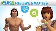 De Sims 4 Nieuwe Emoties Gameplay Trailer