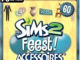 De Sims 2: Feest! - Accessoires