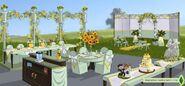 Les Sims 2 Jour de fête Concept art 1