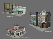 Les Sims 3 Animaux & Cie Concept art 7