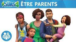 Les Sims 4 Être parents - bande-annonce officielle
