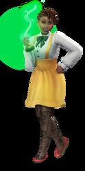 Les Sims 4 Monde magique Render 04