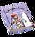 Libro Habilidad Pesca Cebo Purpura