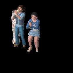 Marshall familie
