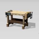 Mesa de carpintería