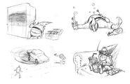 Mysterious Mr. Gnome Concept Art 01