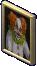 Schilderij Tragische Clown Sims 1