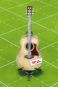 StickiMo Travel Acoustic Guitar