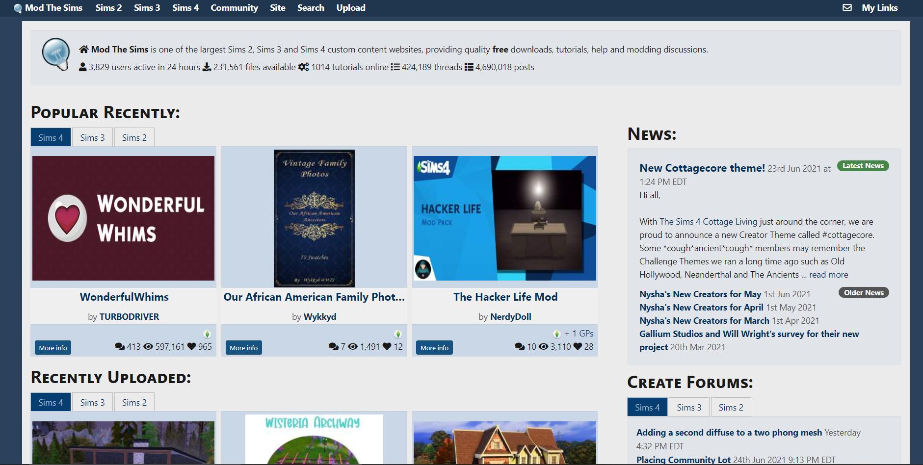 Mod The Sims The Sims Wiki Fandom