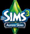 De Sims 3 Aurora Skies Logo