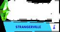 De Sims 4 StrangerVille Logo V2
