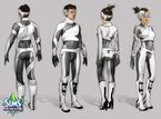 Les Sims 3 En route vers le futur Concept art 2