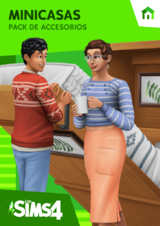 Los Sims 4: Minicasas - Accesorios