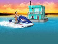 Рендер Райские острова 1