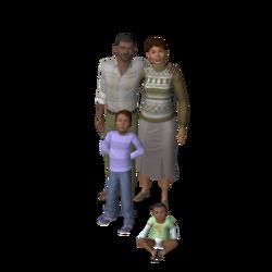 Curious familie