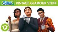 De Sims 4 Vintage Glamour Accessoires Officiële Trailer