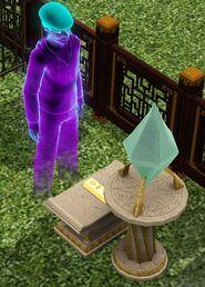 Ghost transmutation 2