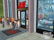 The Sims 2 H&M Fashion Stuff Screenshot 09