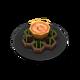 Кексы из сот с садовыми овощами (блюдо)