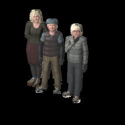 Famille Oss