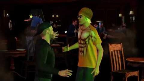 Los Sims 3 Al Caer la Noche - Trailer