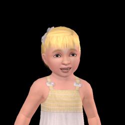Regan Capp (The Sims 3)