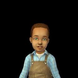 Ruben Baker Toddler