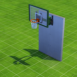 Super Shot Wall Hoop
