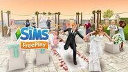 The Sims FreePlay Dream Weddings Update Trailer