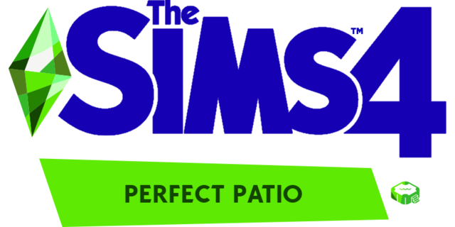 File:The Sims 4 Perfect Patio Stuff Logo.png