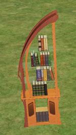 Ts2 novellas nouveau bookcase
