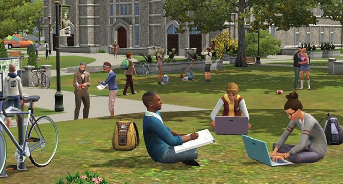 The Sims 3: University Life | The Sims Wiki | FANDOM powered